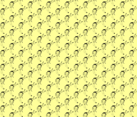 banana man fabric by sewslow on Spoonflower - custom fabric