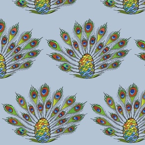 pineapple_peacock