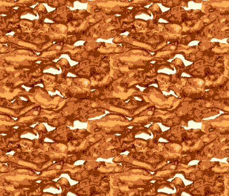 Mmm... Crispy fabric by evenspor on Spoonflower - custom fabric