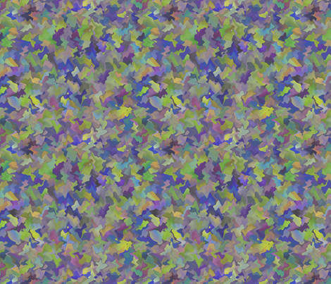ZenCamo fabric by patters on Spoonflower - custom fabric