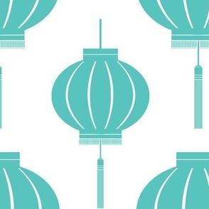 Lantern (Foo Blue)