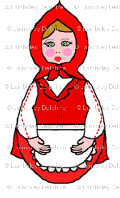 chaperon rouge mini