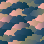 Camo Clouds (candyfloss)