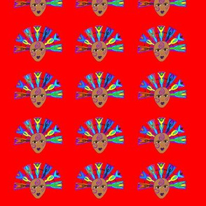Goddess Fabric