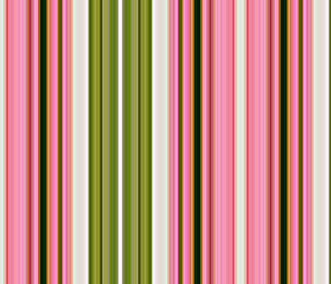 Stripe Wild Rose fabric by paragonstudios on Spoonflower - custom fabric