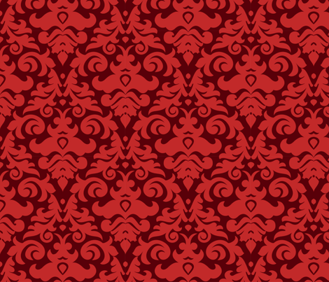 antique_red fabric by dennisthebadger on Spoonflower - custom fabric