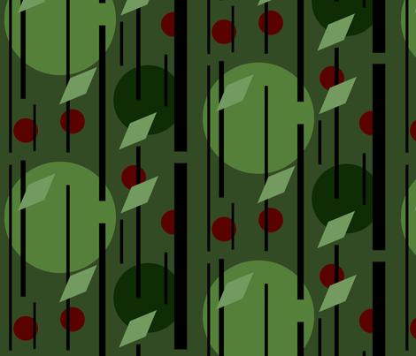 Decoflage2 fabric by eyesofautumn on Spoonflower - custom fabric