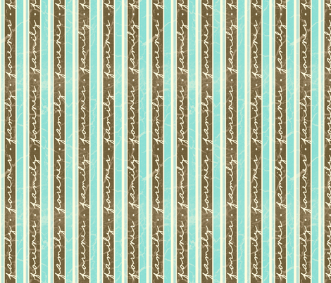 FamilyStripes fabric by tammikins on Spoonflower - custom fabric