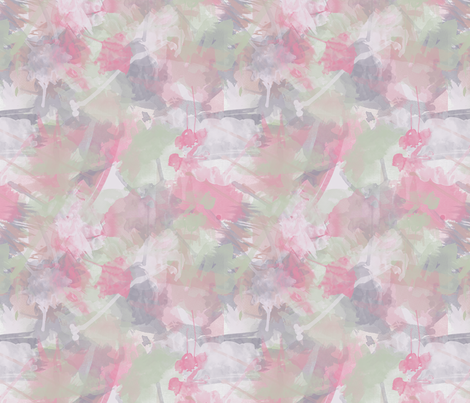 Camouflage de l'artiste fabric by leighr on Spoonflower - custom fabric