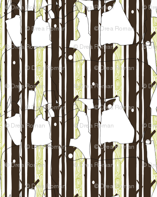 Deer Forest - Camo