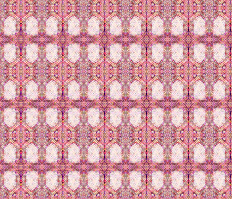 arched windows  fabric by craftyheffalump on Spoonflower - custom fabric