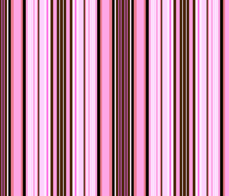 Pink camo  stripe fabric by paragonstudios on Spoonflower - custom fabric