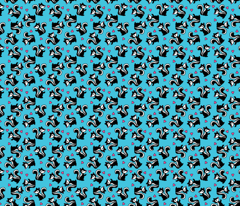aaa-ch-ch-ch fabric by pixeldust on Spoonflower - custom fabric