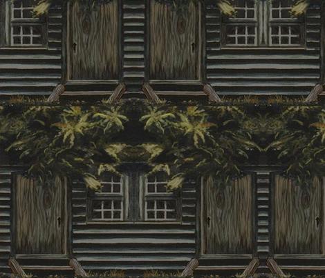 window_and_door2 fabric by rokinronda on Spoonflower - custom fabric
