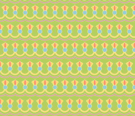 CurvyDeco fabric by tammikins on Spoonflower - custom fabric
