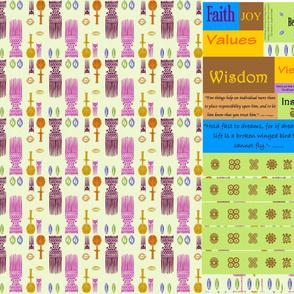 Wisdom Quilt Kit-264