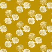 Golden Sea Shell 3