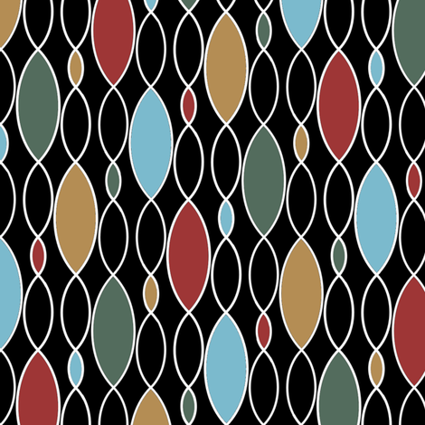 Twang! fabric by ormolu on Spoonflower - custom fabric