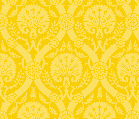 Damask VA3b fabric by muhlenkott on Spoonflower - custom fabric