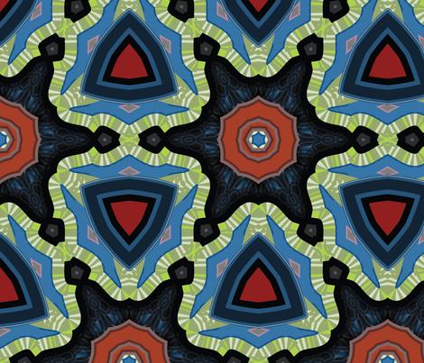 jimmies vs acorns fabric by matthandlersux on Spoonflower - custom fabric
