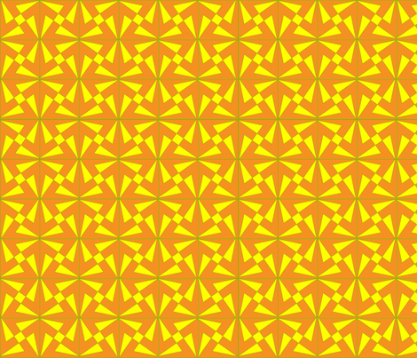 Reflected_Pinwheels 004 fabric by phigmint on Spoonflower - custom fabric