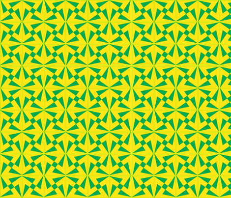 Reflected_Pinwheels 009 fabric by phigmint on Spoonflower - custom fabric