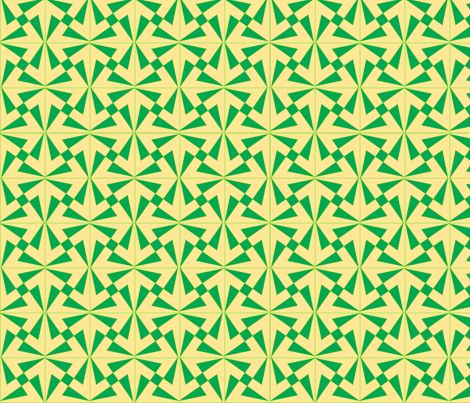 Reflected_Pinwheels 010 fabric by phigmint on Spoonflower - custom fabric