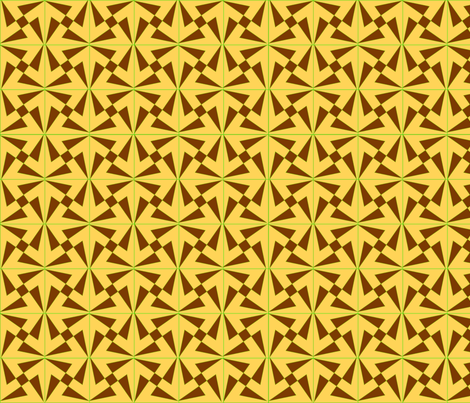 Reflected_Pinwheels 012 fabric by phigmint on Spoonflower - custom fabric