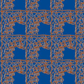 Jan's Deep Blue Bandanna1