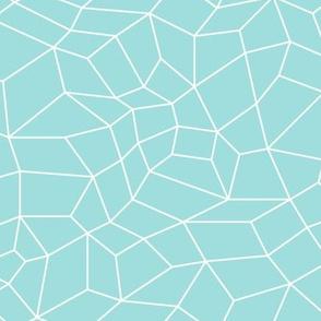 mesh blue