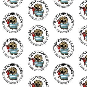 JessicaLynnOriginal Brentwood  Owl & Friends Logo