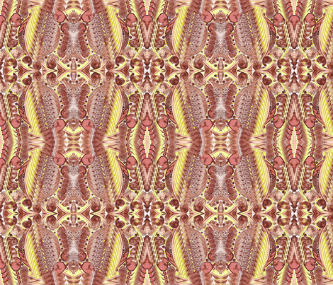 Fabulous Fruit fabric by robin_rice on Spoonflower - custom fabric