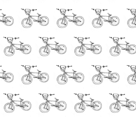 BMX fabric by iliketosew on Spoonflower - custom fabric