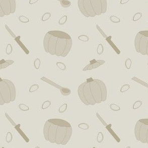 Pumpkin Carving - Antique