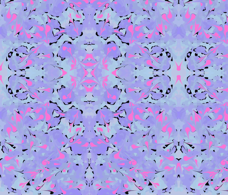 STAINED_PURPLE_GLASS fabric by knitman on Spoonflower - custom fabric