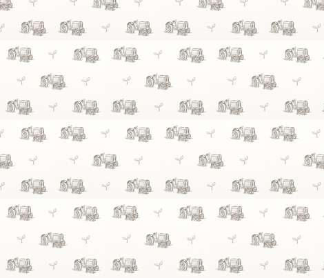 Lost Farmer Reward if Found fabric by namastemama on Spoonflower - custom fabric