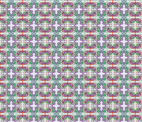 jelly beans small fabric by emmaleeerose on Spoonflower - custom fabric