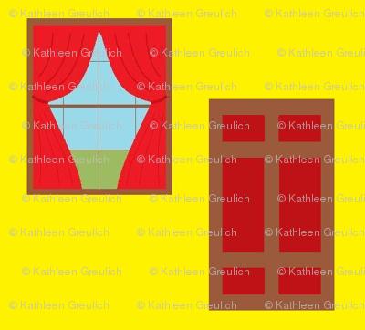 door_and_window