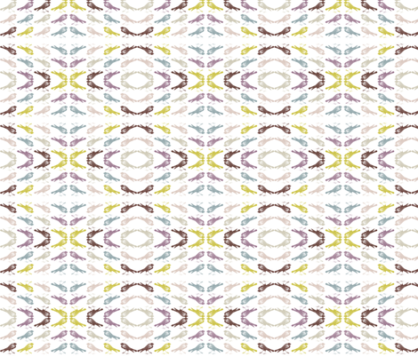 kruki fabric by ravynka on Spoonflower - custom fabric