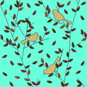 Little_Birds_Autumn_Branches