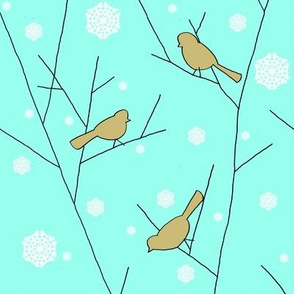 Little_Birds_Winter_Branches