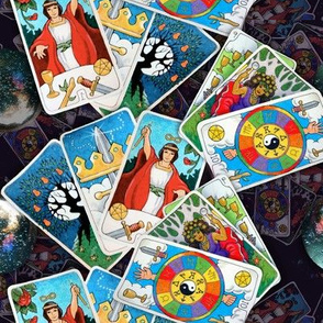 The Hallmark Tarot