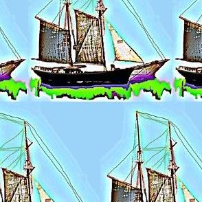 Sailing... Sailing...