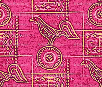 Chicken Rampant, Sinister Pink
