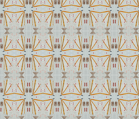 SANFORD USA No 8 fabric by emmaleeerose on Spoonflower - custom fabric