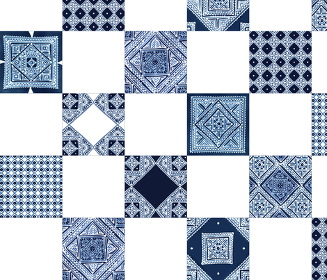Amuletii Charm Quilt fabric by spellstone on Spoonflower - custom fabric