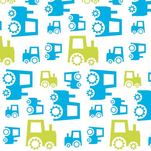 tractor_for_spoonflower