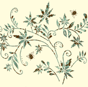 Hemp&Honeybees-white&frenchblue