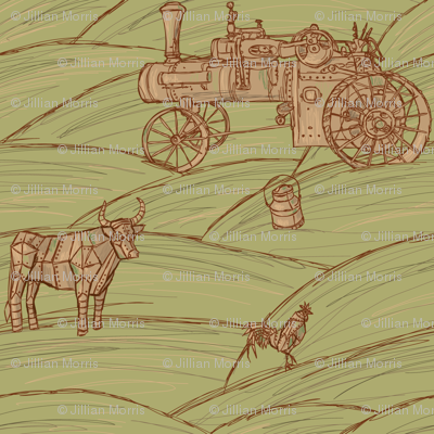 Agricultural Mechanisms