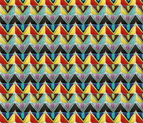 DOMINATIVEINC_NATIVE PURSES fabric by dominativeinc on Spoonflower - custom fabric
